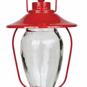Oriole feeder in Orange or red HummingbirdLantern