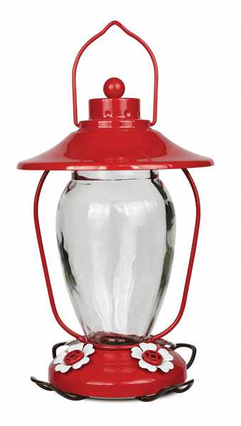 Oriole feeder in Orange or red HummingbirdLantern