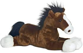 brown horse with white boots and black mane