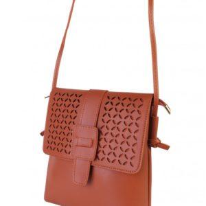 camel coloured shoulder bag