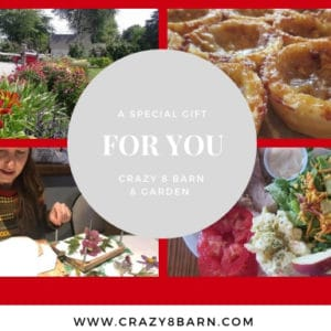 gift certificate front cover