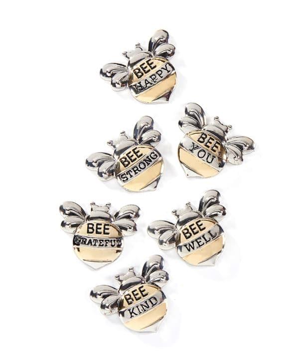 Bee tokens various sayings