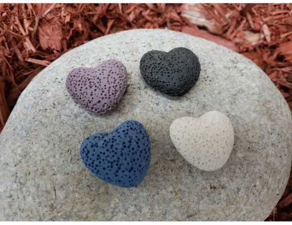 lava-heart-necklace-stones