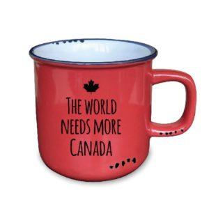 Mug - World Needs More Canada