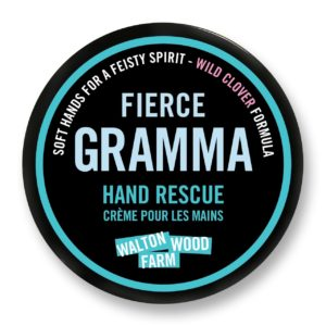 FIERCE GRAMMA HAND RESCUE - Walton Wood