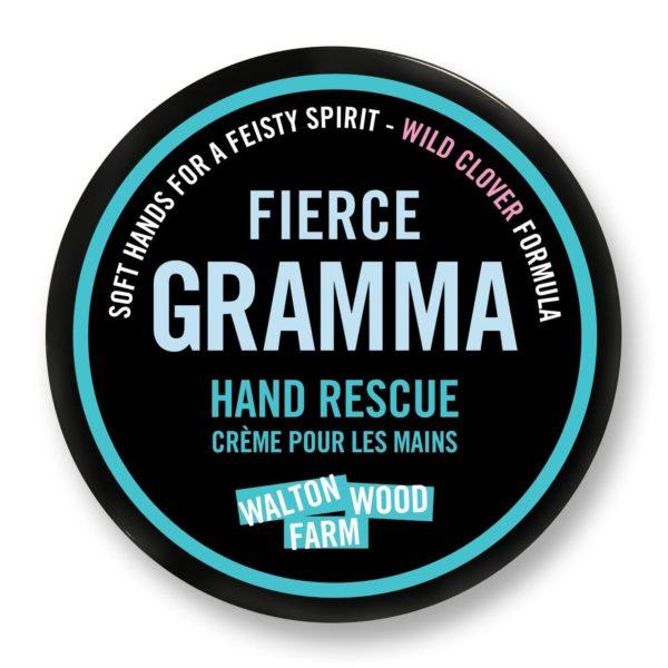 FIERCE GRAMMA HAND RESCUE - Walton Wood