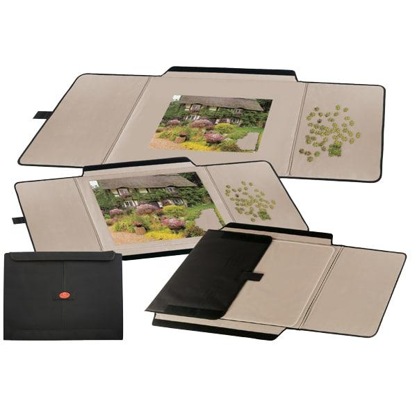 Portable Puzzle Board
