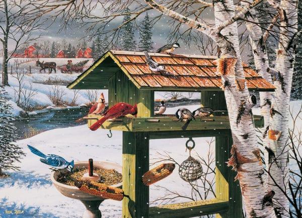 Backyard Banquet puzzle